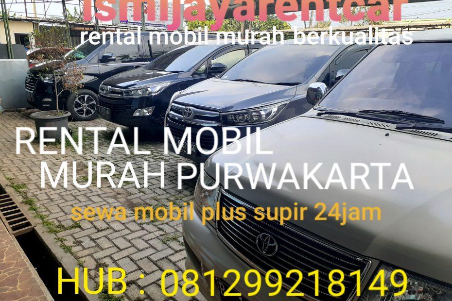 Pusat Rental Mobil Murah Purwakarta Ismi Rental Mobil